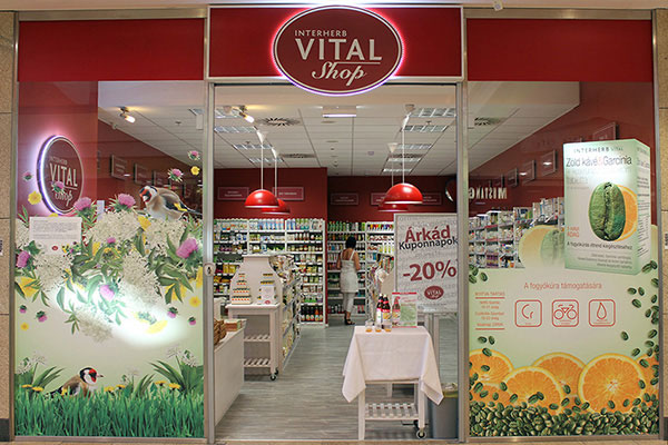 INTERHERB VITAL Shop